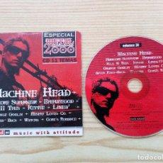 CDs de Música: CD ROCK SOUND - VOLUMEN 30 ESPECIAL METAL 2000. Lote 126401075