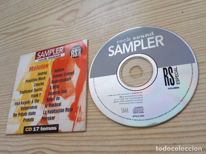 CD ROCK SOUND - VOLUMEN ESPECIAL (Música - CD's Heavy Metal)