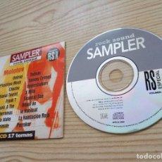 CDs de Música: CD ROCK SOUND - VOLUMEN ESPECIAL. Lote 126401295
