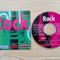 CDs de Música: LOS GRANDES EXITOS ROCK. Lote 126401415