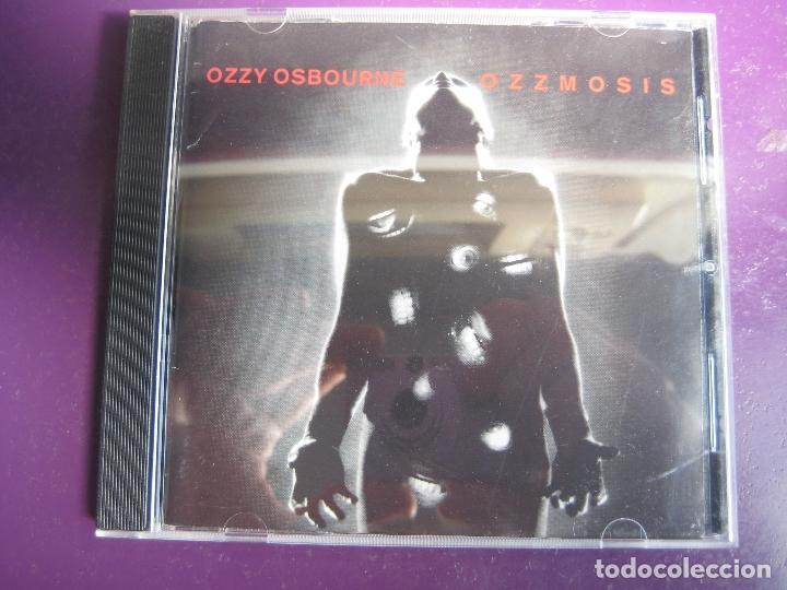 OSBOURNE OZZMOSIS BAIXAR CD OZZY