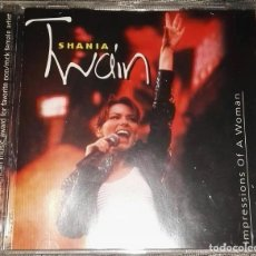 CDs de Música: SHANIA TWAIN IMPRESSIONS OF A WOMAN. Lote 126419219