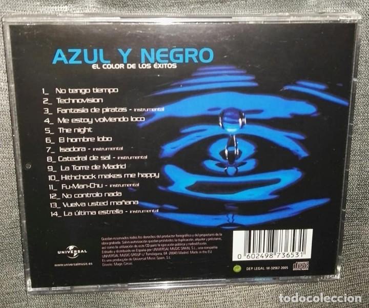 CDs de Música: azul y negro el color de los exitos - Foto 2 - 191655656