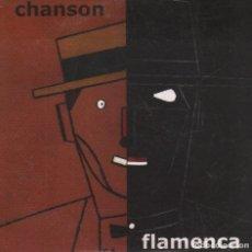 CDs de Música: CHANSON FLAMENCA / CD SINGLE RF-1002. Lote 126443475