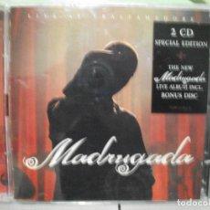 CDs de Música: MADRUGADA LIVE AT TRALFAMADORE DOBLE CD 2006 COMO NUEVO¡¡ PEPETO. Lote 126451443