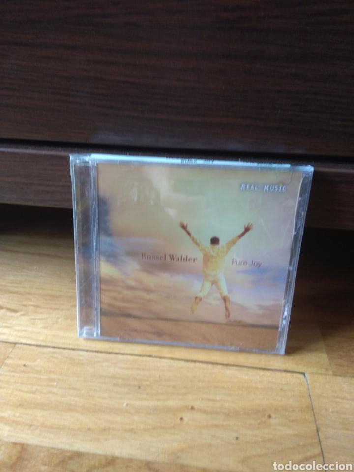 RUSSEL WALDER PURE JOY PRECINTADO (Música - CD's New age)