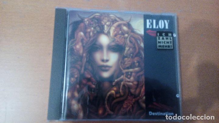 ELOY DESTINATION CD ROCK PROGESSIVO (Música - CD's Rock)