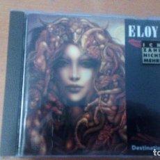 CDs de Música: ELOY DESTINATION CD ROCK PROGESSIVO. Lote 126485135