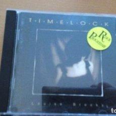 CDs de Música: TIMELOCK LOUISE BROOKS CD ROCK PROGRESIVO. Lote 126485407