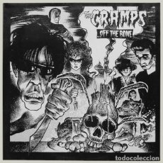 CDs de Música: CD THE CRAMPS - … OFF THE BONE - ZONOPHONE RECORDS - 1998. Lote 126485831