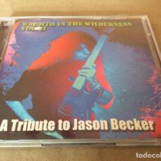 CDs de Música: VARIOUS ?– A TRIBUTE TO JASON BECKER - WARMTH IN THE WILDERNESS VOL. 2. 2CD. 2002.. Lote 126531911