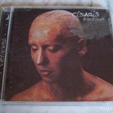 CDs de Música: CD CLAUDIA MARTÍNEZ. XQUENDA. MÉXICO, 1998.. Lote 126586135