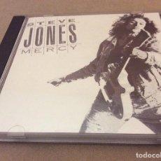 CDs de Música: STEVE JONES ?– MERCY. 1987.. Lote 126601931