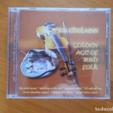 CDs de Música: CD THE GOLDEN AGE OF IRISH FOLK (CP). Lote 126633083
