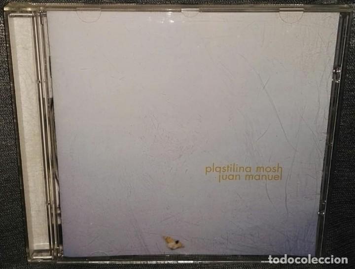 PLASTILINA MOSH JUAN MANUEL (Música - CD's Otros Estilos)