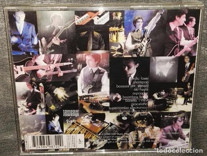 CDs de Música: plastilina mosh juan manuel - Foto 2 - 126645399