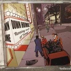 CDs de Música: DOWN HOME RUNNING OUT OF TIME CD. Lote 126645995