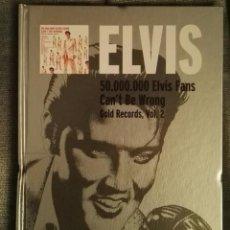 CDs de Música: ELVIS PRESLEY ELVIS FANS CAN´T BE WRONG GOLD VOL 2. Lote 126652303