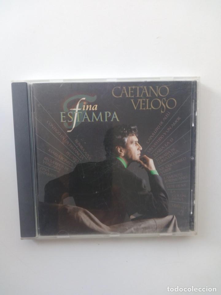 FINA VELOSO DOWNLOAD GRATIS CD GRATUITO CAETANO ESTAMPA