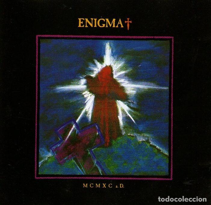 ENIGMA - MCMXC A.D. - CD ALBUM - 7 TRACKS - VIRGIN RECORDS 1990 (Música - CD's New age)