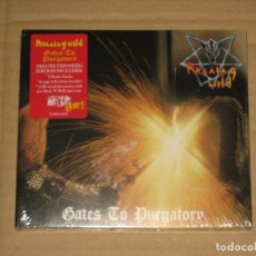 CDs de Música: (SIN ABRIR) RUNNING WILD - GATES TO PURGATORY + 8 BONUS TRACKS (EXPANDED DELUXE EDITION) _ DIGIPACK. Lote 178087438