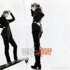 CDs de Música: DONNA LEWIS ?– NOW IN A MINUTE (ED.: EU, 1996). Lote 126694827