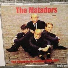 CDs de Música: THE MATADORS COMPLETE 1964-1967. Lote 126706107