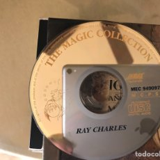 CDs de Música: RAY CHARLES. THE MAGIC COLLECTION. Lote 126706832