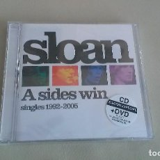 CDs de Música: CD SLOAN A SIDES WIN SINGLES 1992-2005 SPAIN INDIE ROCK. Lote 126710687