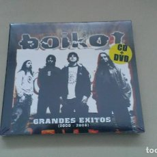 CDs de Música: CD+DVD BOIKOT GRANDES EXITOS (2000-2006) ESPAÑA PUNK. Lote 126713279