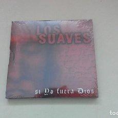 CDs de Música: CD LOS SUAVES SI YO FUERA DIOS ESPAÑA ROCK. Lote 126716807