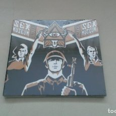 CDs de Música: CD SEX MUSEUM UNITED ESPAÑA HARD ROCK. Lote 126717419