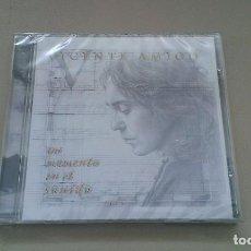 CDs de Música: CD VICENTE AMIGO UN MOMENTO EN EL SONIDO SPAIN FLAMENCO. Lote 126719971