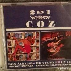 CDs de Música: COZ MAS SEXY / LAS CHICAS SON GUERRERAS CD 2 EN 1. Lote 126721031