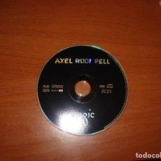CDs de Música: AXEL RUDI PELL- MAGIC SOLO DISCO. Lote 126768079