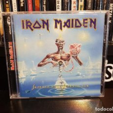 CDs de Música: IRON MAIDEN - SEVENTH SON OF A SEVENTH SON . Lote 126791131