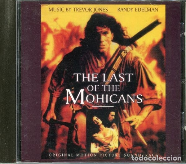 THE LAST OF THE MOHICANS / TREVOR JONES CD BSO (Música - CD's Bandas Sonoras)