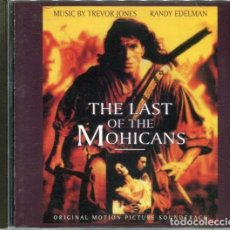 CDs de Música: THE LAST OF THE MOHICANS / TREVOR JONES CD BSO. Lote 36973553