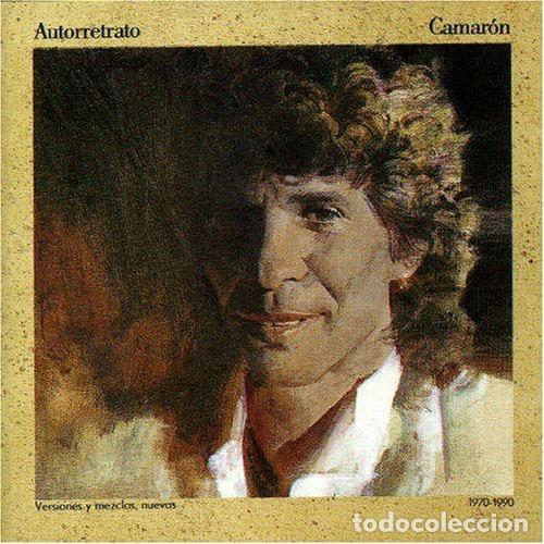 CAMARÓN – AUTORRETRATO (ED.: ESPAÑA, 1990) (Música - CD's Flamenco, Canción española y Cuplé)