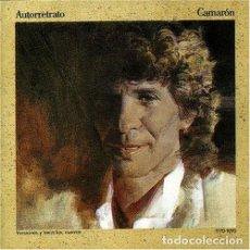 CDs de Música: CAMARÓN – AUTORRETRATO (ED.: ESPAÑA, 1990). Lote 126827823