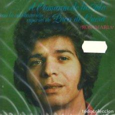 CDs de Música: EL CAMARÓN DE LA ISLA CON LA COLABORACIÓN ESPECIAL DE PACO DE LUCÍA ?– ROSA MARÍA (ED.: ESPAÑA, 2005. Lote 126827843