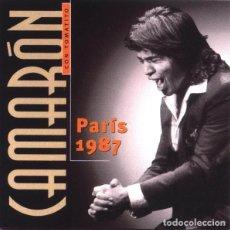 CDs de Música: CAMARÓN CON TOMATITO ?– PARÍS 1987 (ED.: UE, 1989). Lote 126827895