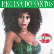 CDs de Música: REGINA DO SANTOS,DIFERENTE EDICION ESPAÑOLA DEL 91. Lote 126838915