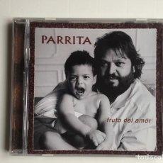 CDs de Música: LOTE 2 CDS - TOMASITO - PARRITA. Lote 126857199
