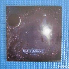 CDs de Música: CD - POST METAL - KALTE SONNE (EKUMEN) - 2018. Lote 126884391