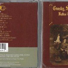 CDs de Música: CROSBY, STILLS, NASH & YOUNG: DÉJÀ VU. REMASTERIZADO. INCLUYE 2 BONUS. Lote 126894171