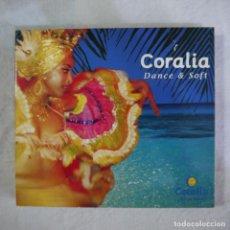CDs de Música: CORALIA - DANCE & SOFT - 2 CDS . Lote 126914895