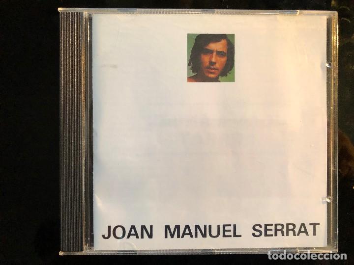 MI NIÑEZ JOAN MANUEL SERRAT (Música - CD's Otros Estilos)