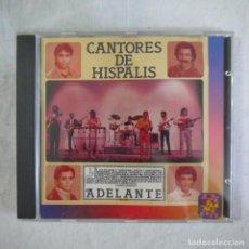 CDs de Música: CANTORES DE HISPALIS - ADELANTE - CD 1995 . Lote 127003379