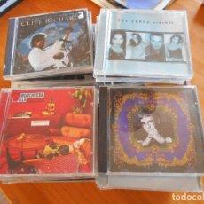 CDs de Música: LOTE 50 CD'S POP, POP-ROCK, VARIADO - PULP, SIMPLY RED, ELTON JOHN... (CK). Lote 127107219